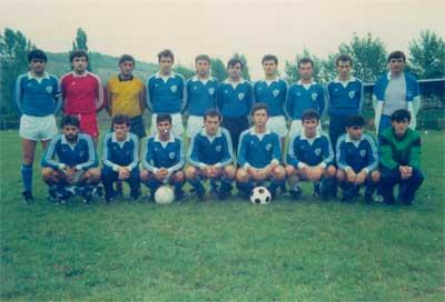 Fk buducnost iz milive for League table 1984 85